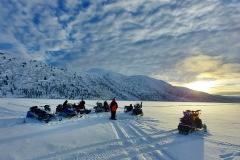Ice Fishing on Coal Lake - December 2020