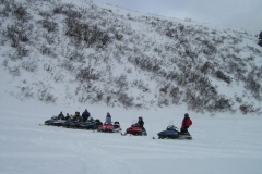 K.S.A. Group Ride - Winter 2005
