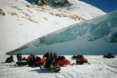 C.C.S.O. delegates at Big Blue, White Pass Summit - March 1998