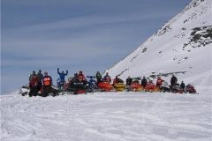 Easter Weekend at Skagway Summit